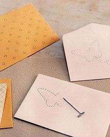 Оригинальный поздравительный конверт своими руками
