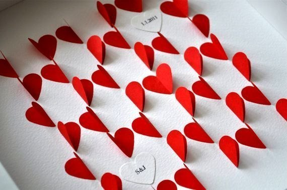 Как сделать сердечки на день валентина фото 472