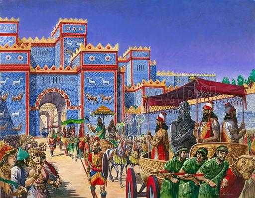 Новый год в Вавилоне