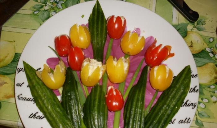 Блюда для конкурса поваров фото иами