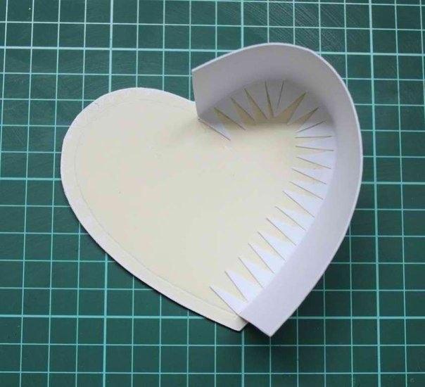 Сердце-шкатулка своими руками