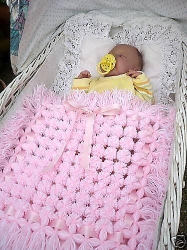 Одеяло для новорожденного своими руками размеры