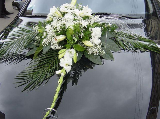Как украсить машину своими руками к свадьбе