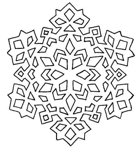 Трафареты снежинок скачать