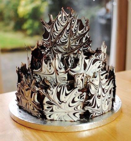 Как сделать украшение из мастики для торта в домашних 253