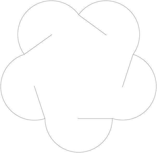 Объемные шар из бумаги своими руками схемы шаблоны