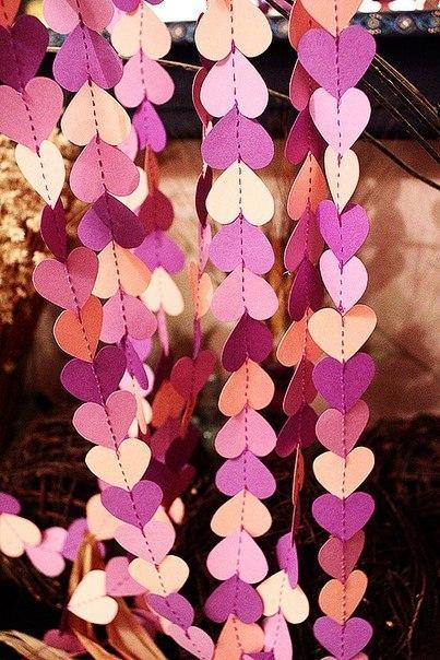 184Цветы из бумаги на шторы