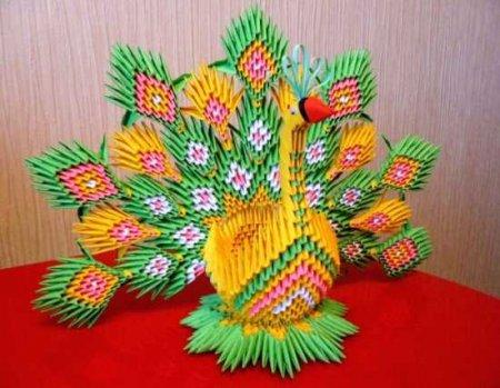 технике модульное оригами,