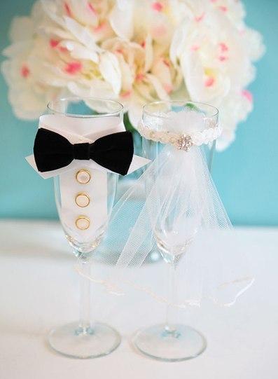 Своими руками жених и невеста