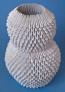 Модульное оригами кошка схема сборки фото 885