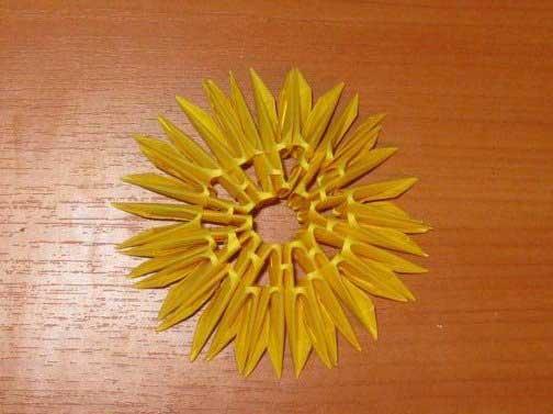 """делать модульное оригами """""""