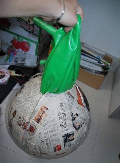Как сделать большой шар фото 278