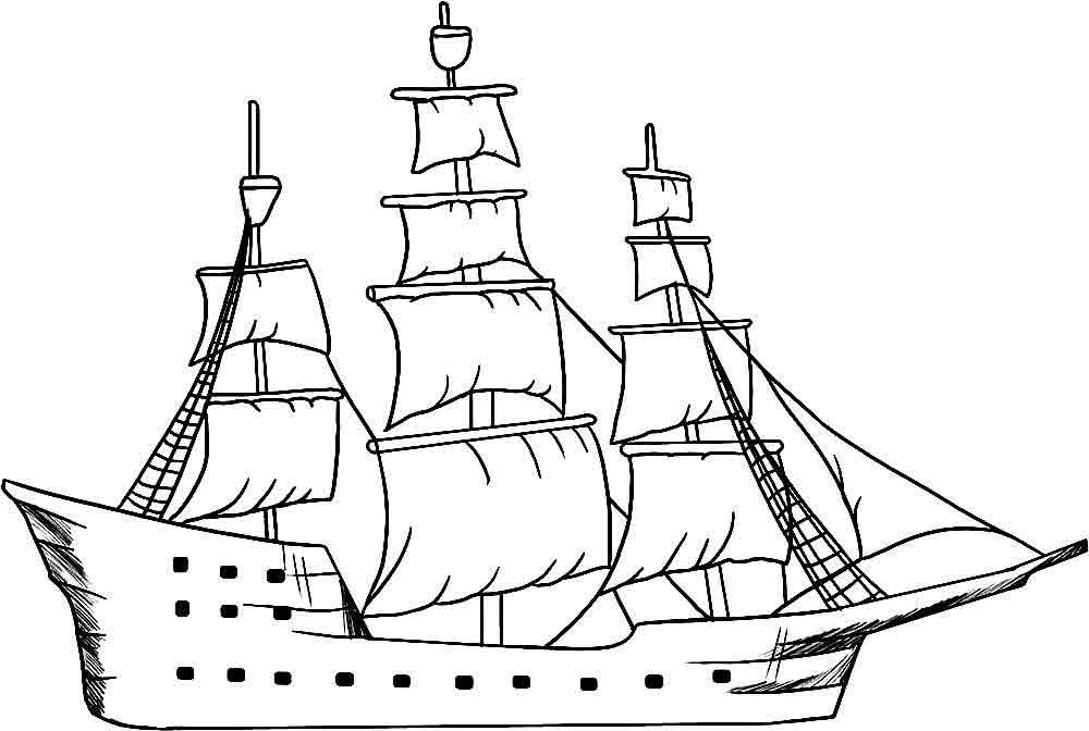 Раскраски корабли скачать бесплатно: http://boobooka.com/raskraski/raskraski-korabli/