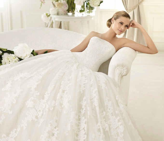 Скачать фото свадебных платьев