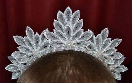 Новогодние короны своими руками