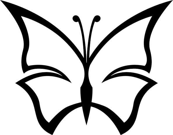 Скачать Шаблоны Бабочек - фото 5