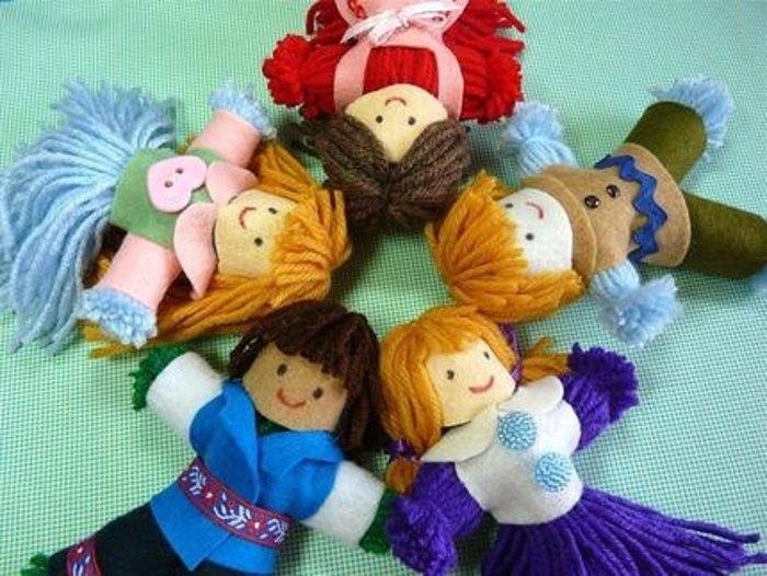 Как называется кукла сделанная своими руками 33