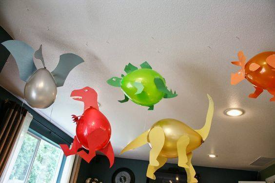 Животные из шаров своими руками фото 892